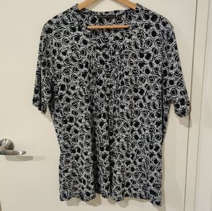 VINTAGE Psychedelic TOP by MARCO POLO